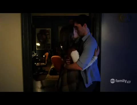 Watch and share 1x05 Aria & Ezra #5 GIFs on Gfycat