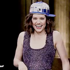 Watch and share Daisy Ridley (reddit) GIFs on Gfycat