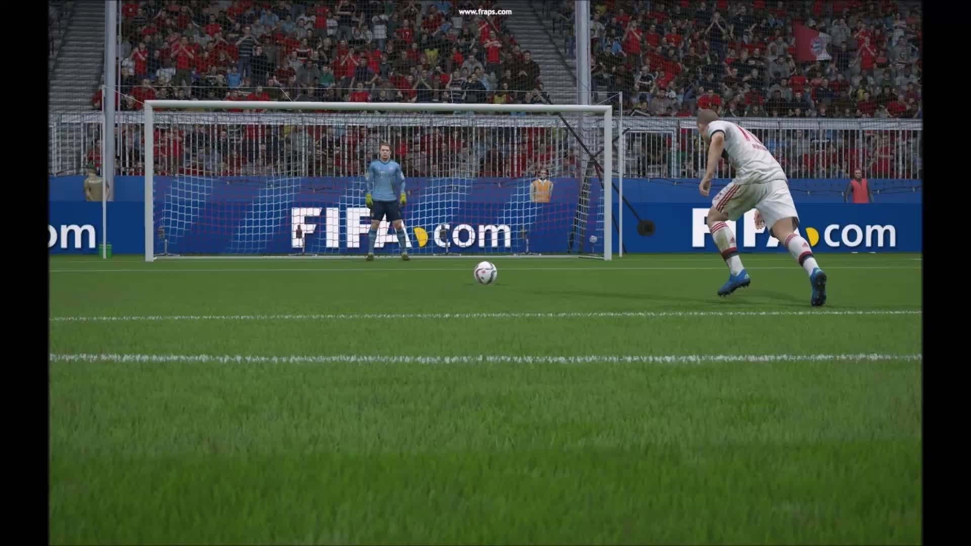 FIFA16, Penalty, justneuerthings, Manuel Neuer knows how to handle a penalty GIFs