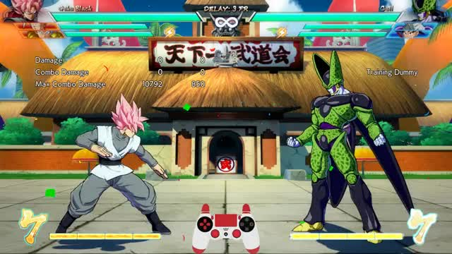 Watch and share Dbfz GIFs by onterdongs on Gfycat
