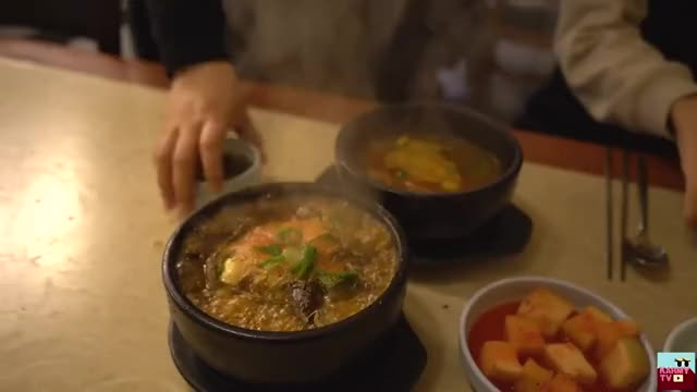 Watch BTS가 좋아하는 해장국+에이드 꿀조합 JMT | BTS Loves Cow Blood Soup?! GIF on Gfycat. Discover more HoSeok, Jungkook, bangtan, bts, jhope, jin, namjoon, rm, seokjin, tv GIFs on Gfycat