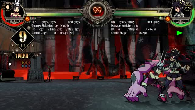 Watch and share Skullgirls GIFs by DJKiwiMango on Gfycat