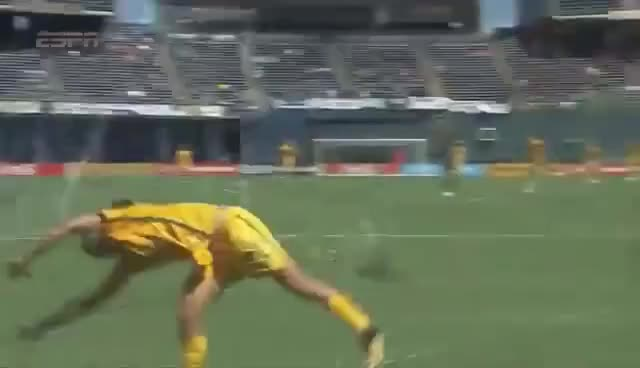 Watch Sam Kerr acrobatics GIF on Gfycat. Discover more related GIFs on Gfycat