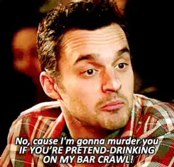Watch and share Ryan Geauxinue GIFs and Jake Johnson GIFs on Gfycat