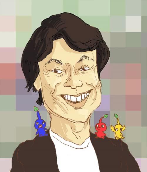 Watch Shigeru Miyamoto GIF on Gfycat. Discover more related GIFs on Gfycat
