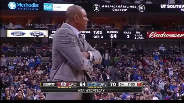 Watch and share Doc Rivers GIFs and Nba GIFs by splash2ndcousin on Gfycat
