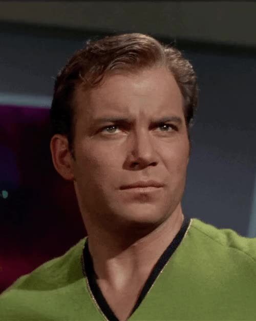 Watch and share William Shatner GIFs on Gfycat
