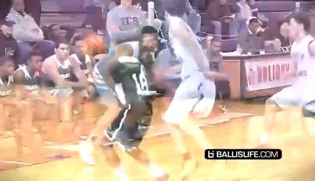 Dear College Basketball: Good Luck Guarding Dennis Smith Jr GIFs
