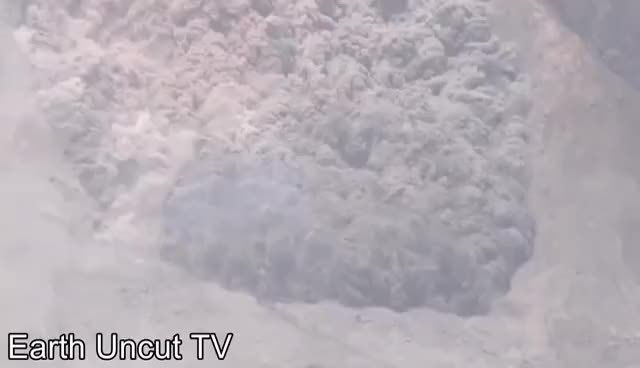 Watch and share Birth Of Pyroclastic Flow GIFs on Gfycat