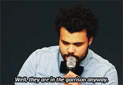 Watch and share Howard Charles GIFs and The Musketeers GIFs on Gfycat