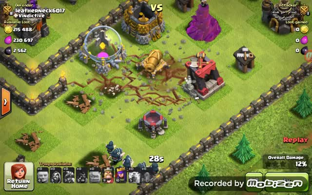 Watch Poof! GIF by @leatherneck6017 on Gfycat. Discover more clashofclans GIFs on Gfycat