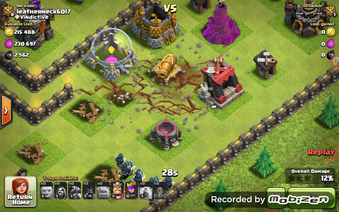clashofclans, Poof! GIFs