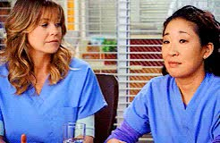 Watch and share Meredith X Cristina GIFs and Twisted Sisters GIFs on Gfycat
