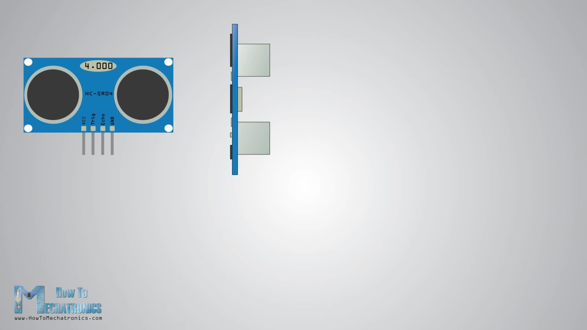 Ultrasonic Sensor HC SR 04 And Arduino Tutorial