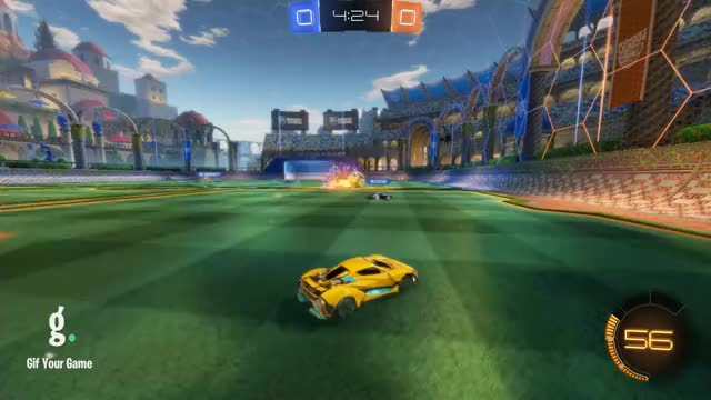 Watch Assist 1: Maxwell GIF by Gif Your Game (@gifyourgame) on Gfycat. Discover more Assist, Gif Your Game, GifYourGame, Maxwell, Rocket League, RocketLeague GIFs on Gfycat