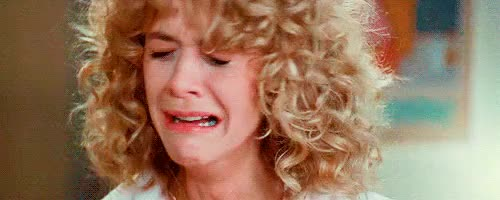 Watch and share Meg Ryan GIFs and Sad Face GIFs on Gfycat