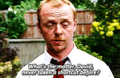 """Watch """" —Edgar Wright GIF on Gfycat. Discover more simon pegg GIFs on Gfycat"""