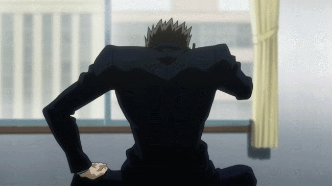 HunterXHunter, anime, hunterxhunter, What is your favorite anime reaction gif(s)? (reddit) GIFs