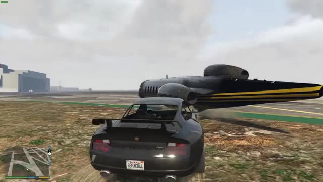 Watch and share Gtav Dribble Flick GIFs by CinderBlock on Gfycat