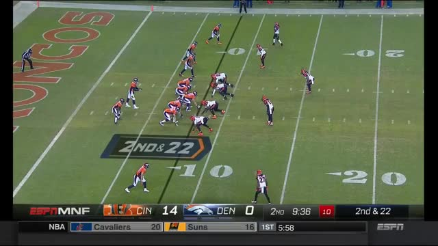 Watch and share Bengals Play 06 GIFs by dsmith96 on Gfycat