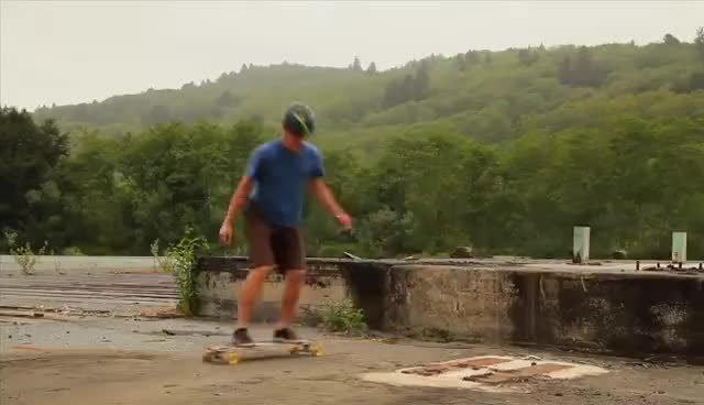 longboarding, Swirling Samas video GIFs