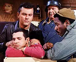 Watch and share Hogan's Heroes GIFs and Newkirk GIFs on Gfycat