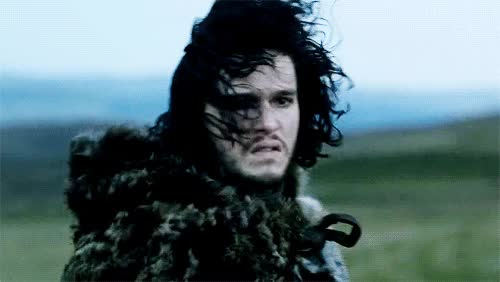 Watch and share Jon Snow Wavy Hair GIFs on Gfycat