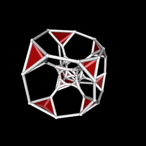 Watch Truncated tesseract GIF by Stéphane Lambert (@slambert) on Gfycat. Discover more 4D, geometry, opengl, tesseract GIFs on Gfycat