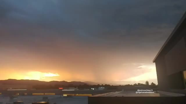 Watch and share Crazy Lightning In Fort Collins, CO GIFs on Gfycat