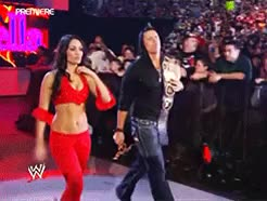 Watch 2009 / 2014 GIF on Gfycat. Discover more Hell In A Cell, Lanna, baby bellas, brie bella, gifs, nikki bella, wwe GIFs on Gfycat