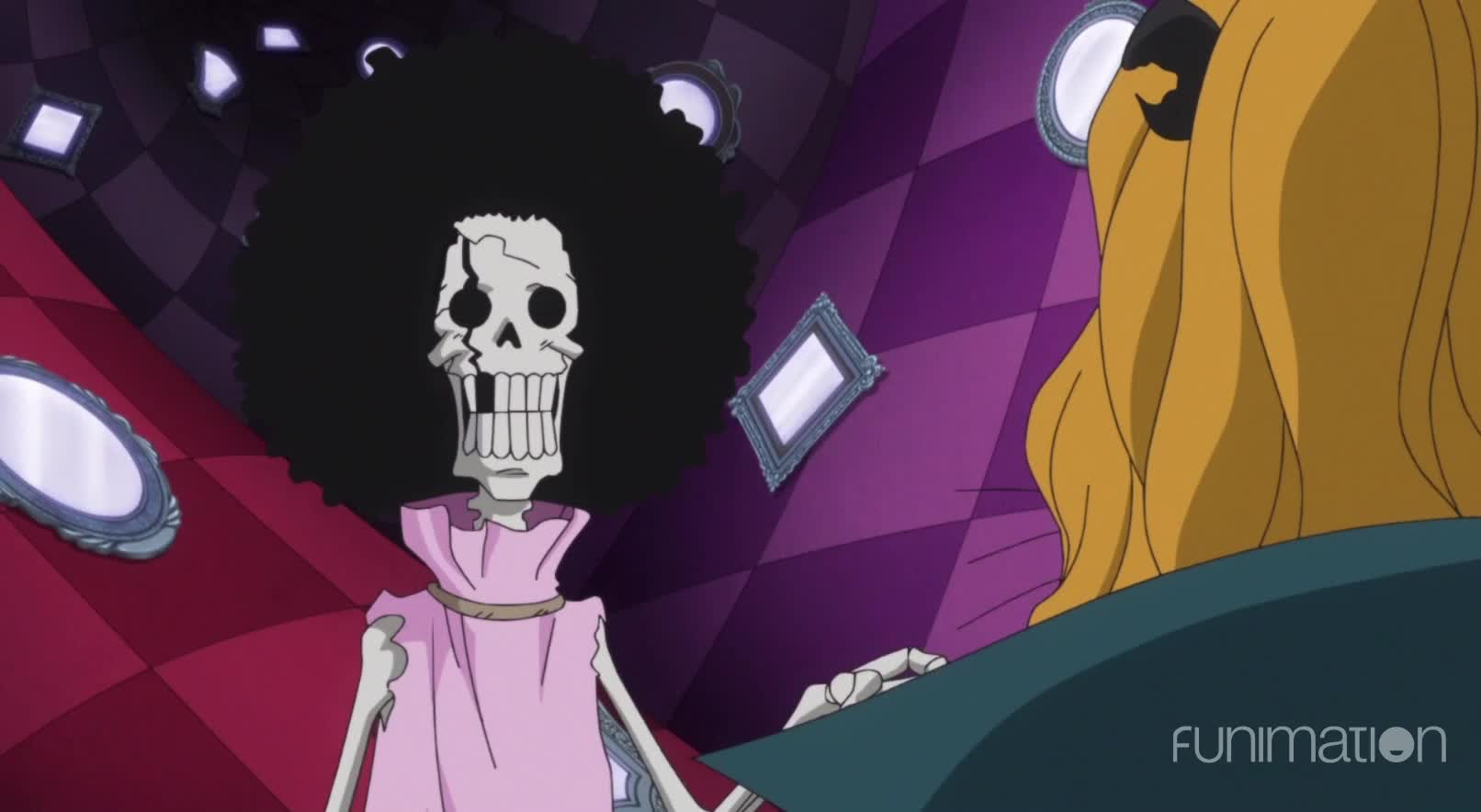 One Piece, One Piece episode 824, OnePiece, anime, ep824, funimation, funny, Good job Brook GIFs