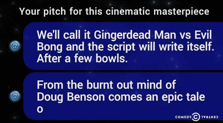 Chris Hardwick, joerogan, Ari Shaffir Destroys: Doug Benson and Bobby Lee @Midnight (reddit) GIFs