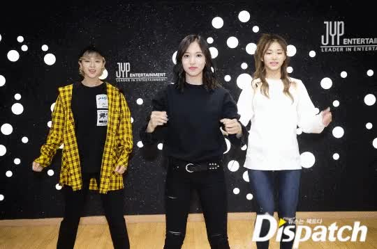 Watch and share Twice Mina Jeongyeon Tzuyu GIFs by KKaikorea on Gfycat