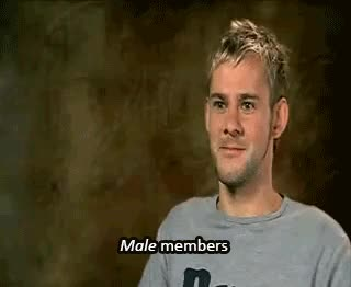 Watch and share Dominic Monaghan GIFs on Gfycat