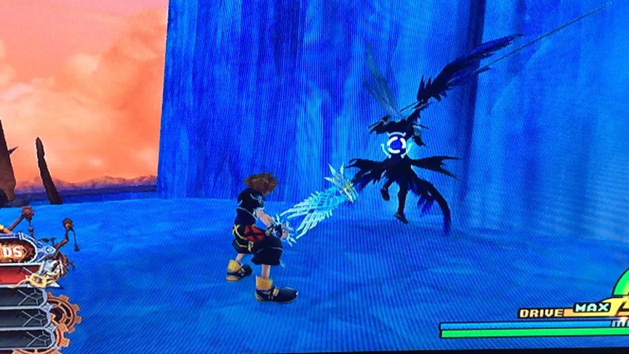 kingdomhearts, WHOO! Looks like I have time to regain my MP and Drive Gauge now! (reddit) GIFs