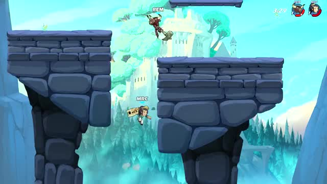 Watch and share Brawlhalla GIFs by remiphy on Gfycat