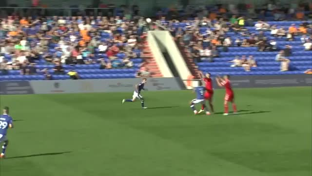 Watch and share Oldham Athletic GIFs and League 1 One GIFs on Gfycat