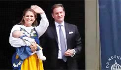 Watch and share Royal National Days GIFs and Princess Madeleine GIFs on Gfycat