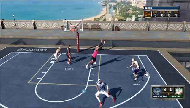 Watch and share Acrobatic Spin Layup By PandaPower GIFs by Taddis on Gfycat