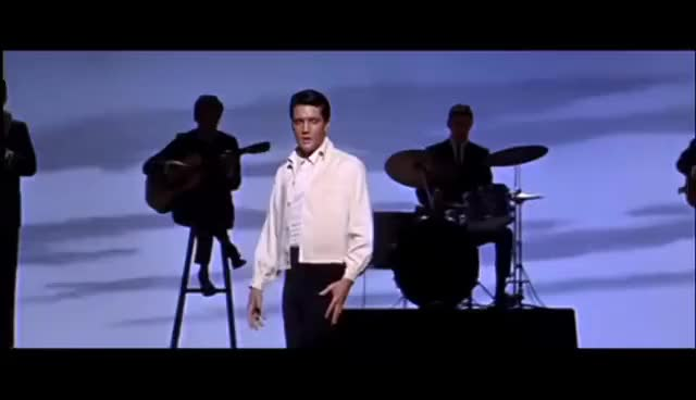 Watch and share Elvis Presley - Big Love, Big Heartache (1964) GIFs on Gfycat