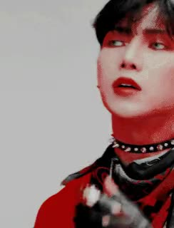 Watch and share Yeosang GIFs and Ateez GIFs by 하지마.. on Gfycat