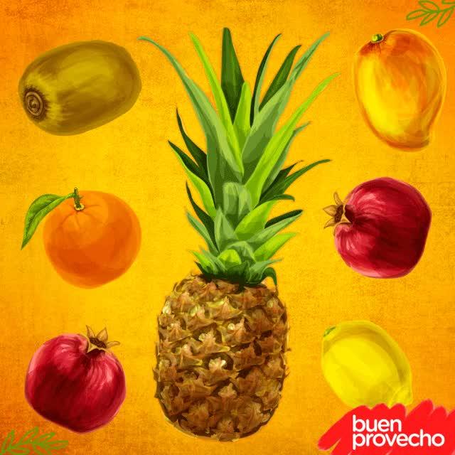 Watch and share BP-GIF-Poner Piña GIFs by Cris B. Sabillon on Gfycat