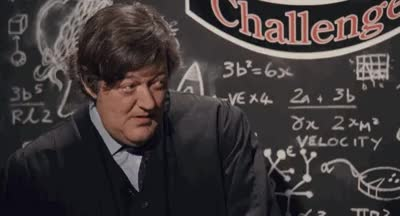 Watch and share Reactiongif GIFs and Stephenfry GIFs by r10pez10 on Gfycat