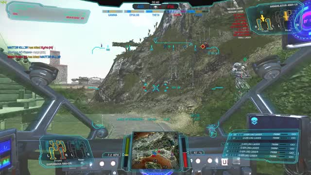 Watch and share Supernova GIFs and Mwo GIFs by lightwang on Gfycat