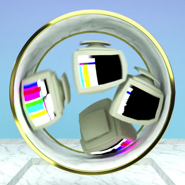 Watch SPIN AROUND GIF by supyrb (@supyrb) on Gfycat. Discover more 80s, 90s, Vaporwave, Vaporwaveart, chrome, cinema4d, nostalgia, reflection GIFs on Gfycat