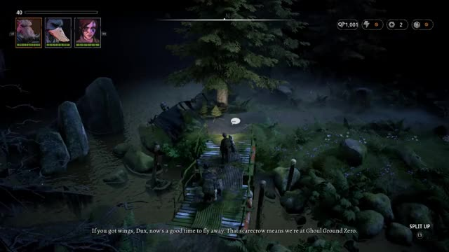 Watch and share Mutant Year Zero: Dialogue GIFs by Wes on Gfycat