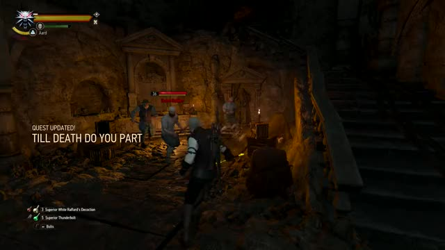 Watch and share Toussaint GIFs and Witcher GIFs on Gfycat