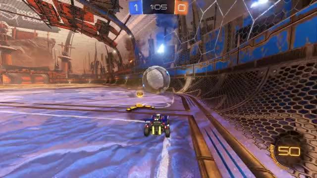 Goal 2: issa smurf
