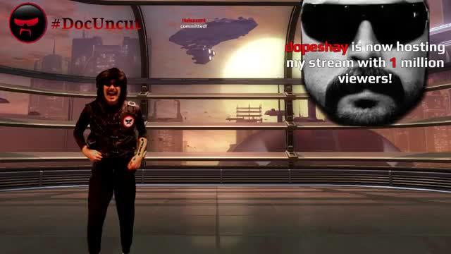 Dr Disrespect WINS then Pon Pon dance Ninja TheGrayFoxTv DrDisRespect DrDisrespectlive NinjasHyper