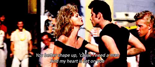 Watch and share John Travolta GIFs and Grease GIFs on Gfycat